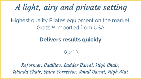 Highest quality Pilates equipment on the market